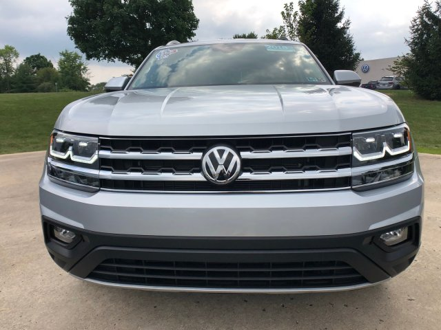 Pre-Owned 2018 Volkswagen Atlas 3.6L V6 SE w/Technology
