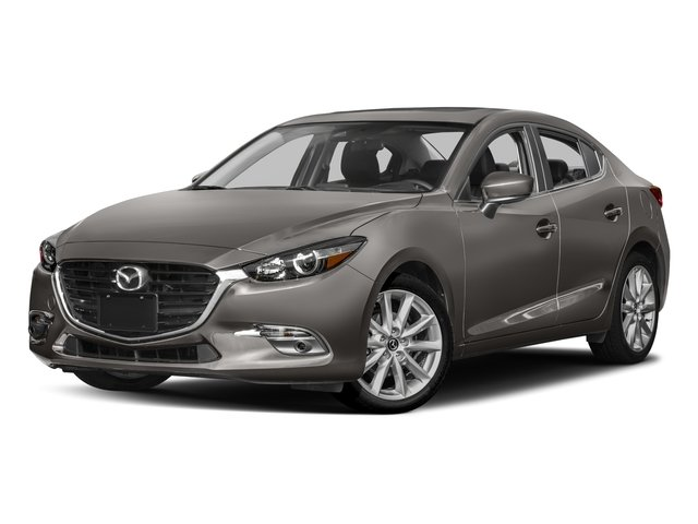 Pre-Owned 2017 Mazda3 4-Door Grand Touring