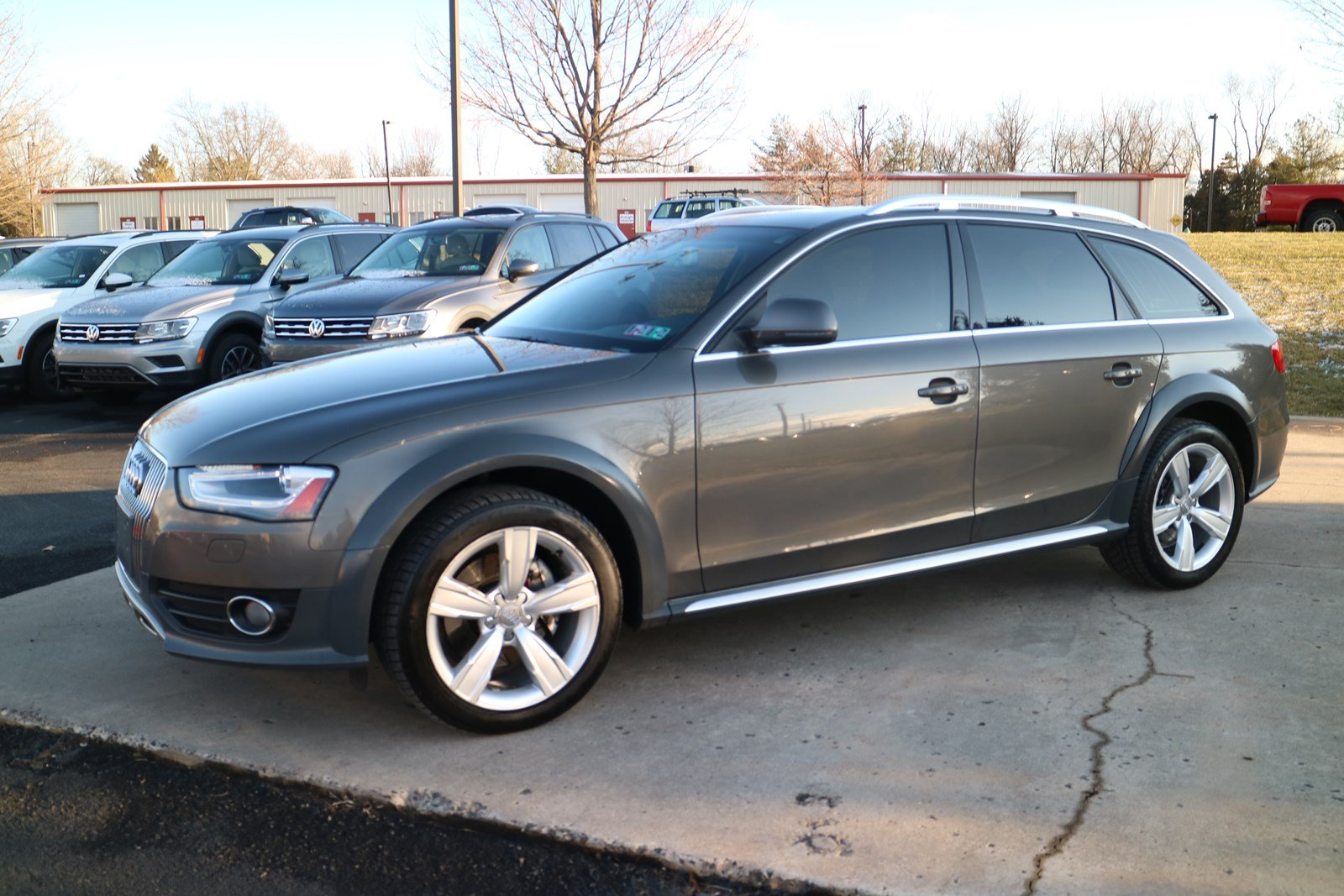 Pre-Owned 2014 Audi allroad Premium Plus