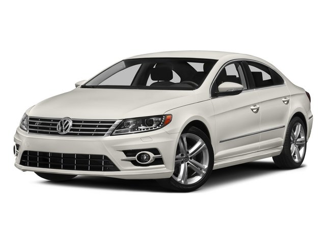 Certified Pre-Owned 2015 Volkswagen CC R-Line