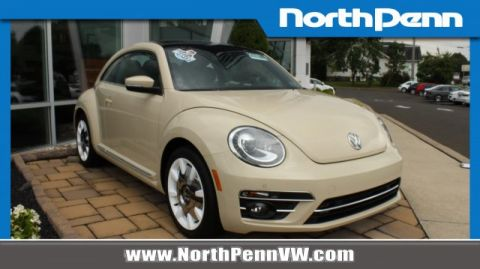 Certified Pre-Owned 2019 Volkswagen Beetle Final Edition SEL