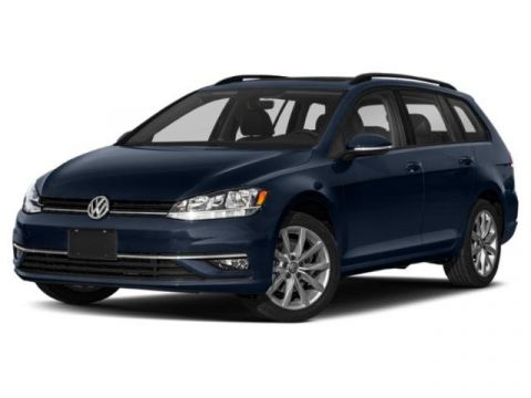 Certified Pre-Owned 2018 Volkswagen Golf SportWagen SEL