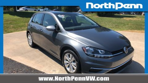 Certified Pre-Owned 2019 Volkswagen Golf SE