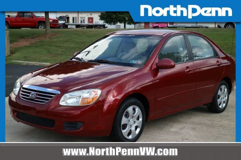Pre-Owned 2007 Kia Spectra EX