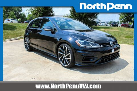 New 2019 Volkswagen Golf R