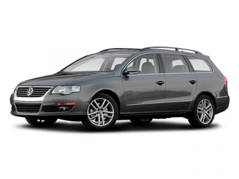 Pre-Owned 2008 Volkswagen Passat Wagon Turbo